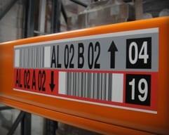 Rack Labeling