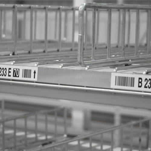 Shelf Edge Labels & Tags