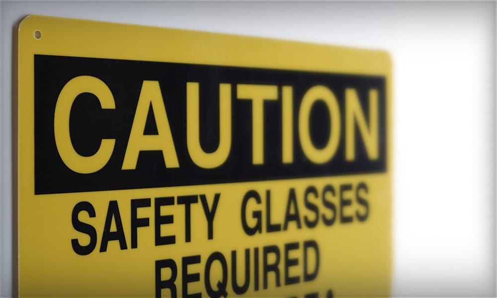 Safety Facility Signs