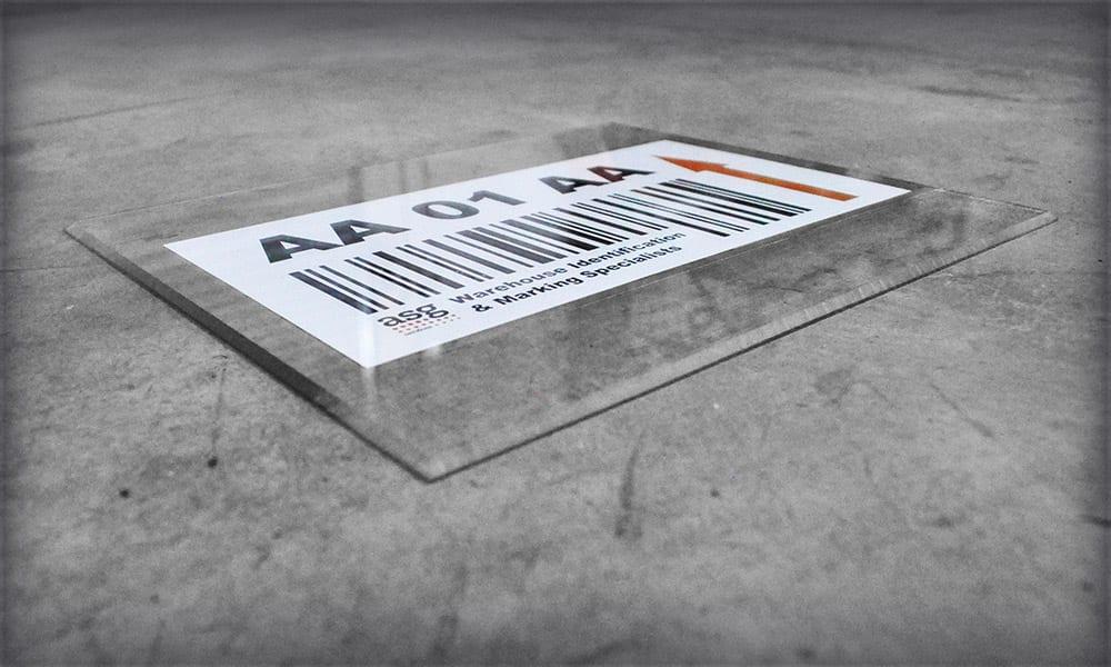 Floor Label Window