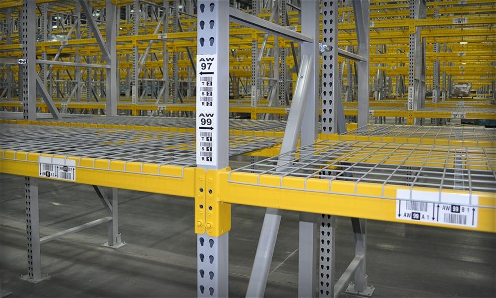 Frame Rack Labels