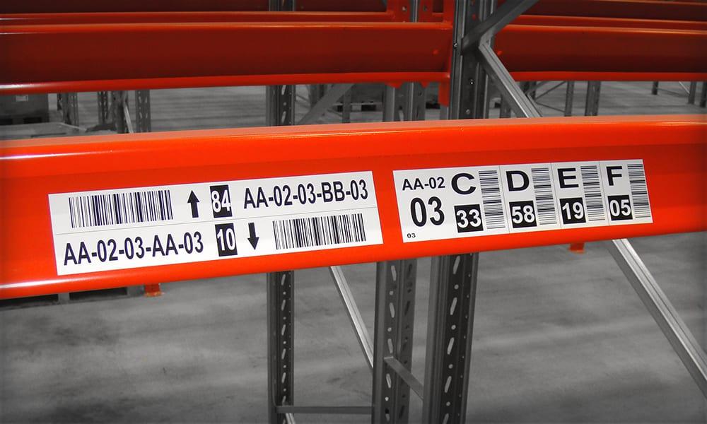Multi Level Beam Labels