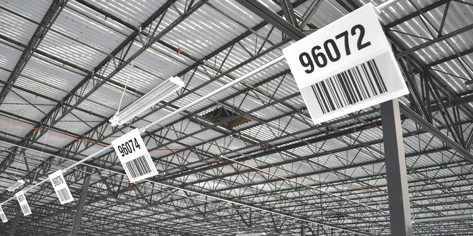 Asg Services Warehouse Signs Barcode Labels Amp Line Striping