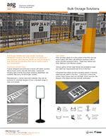 Bulk Storage Signs