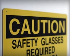Safety and Facility Signs