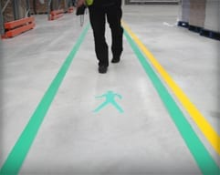 Direct Line Striping
