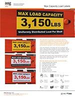 Max Load Labels