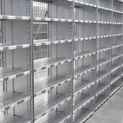 Daimler Demand the Best Warehouse Barcodes