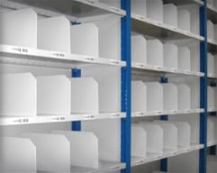 Shelving Labels