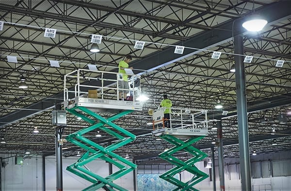 Warehouse Sign Installers