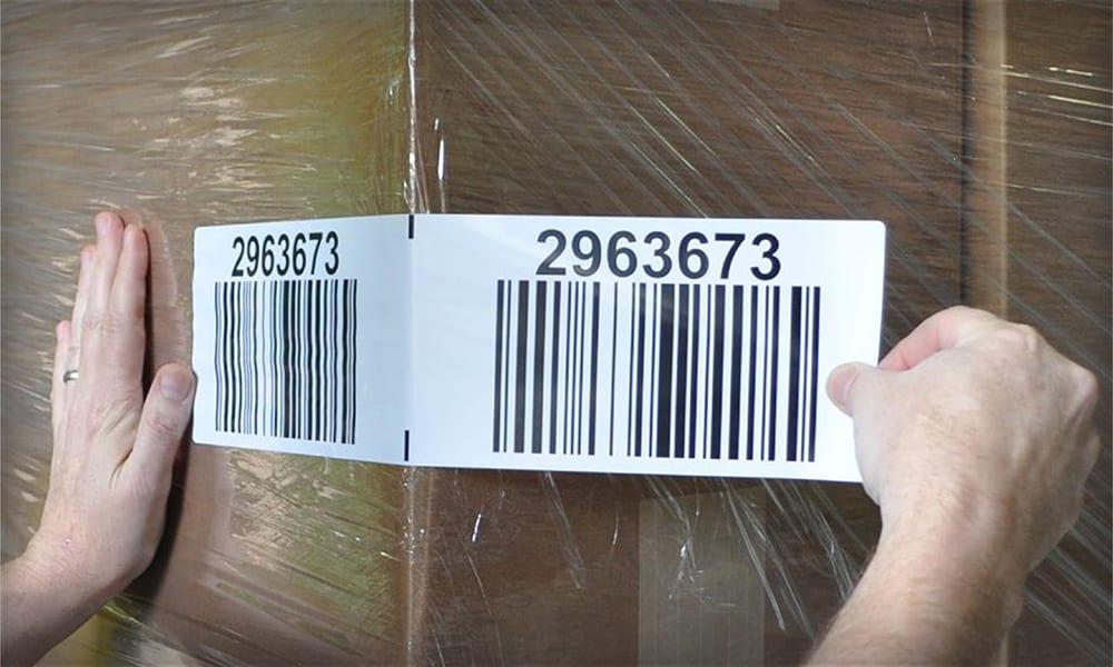 Adhesive LPN Label