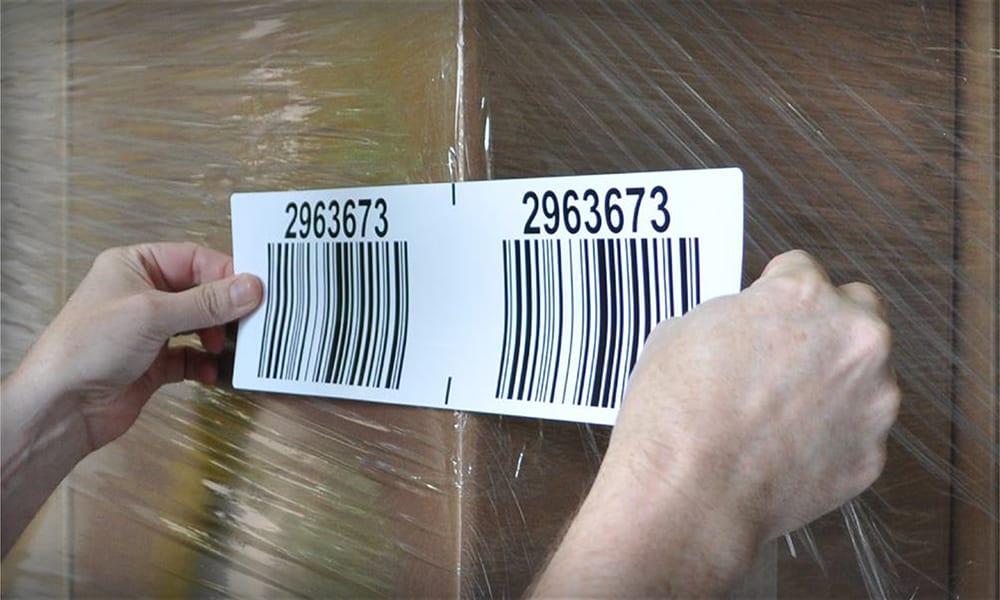 Pallet Label