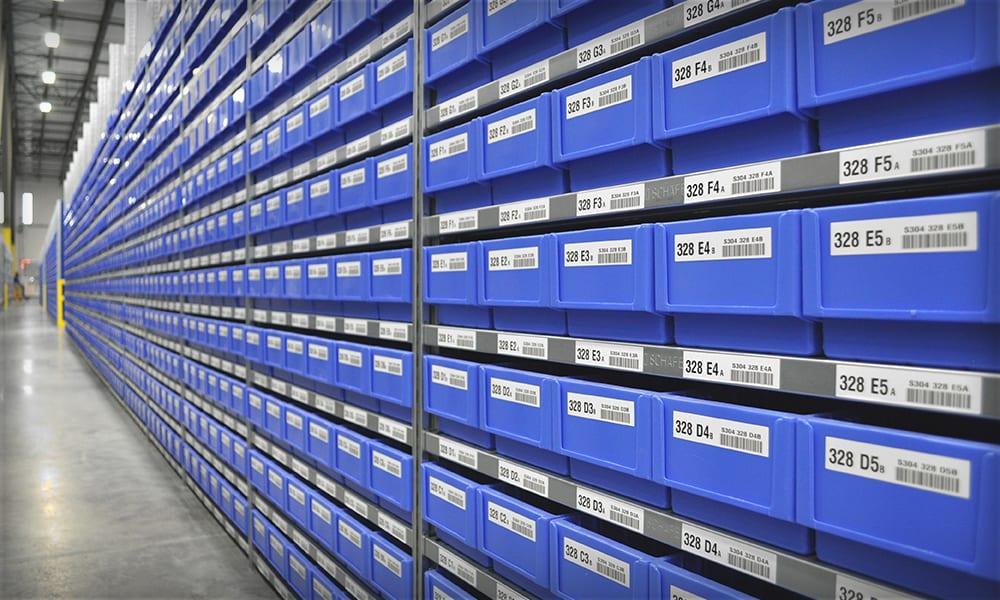 Shelf and Bin Labels
