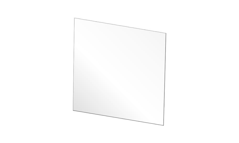Flat Aisle Sign