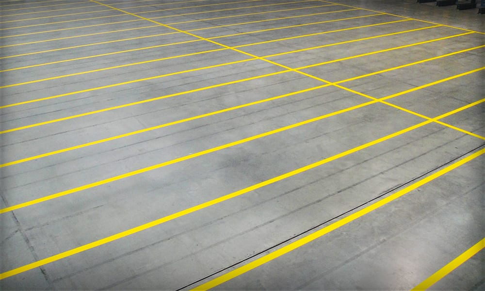 Floor Striping Specialists