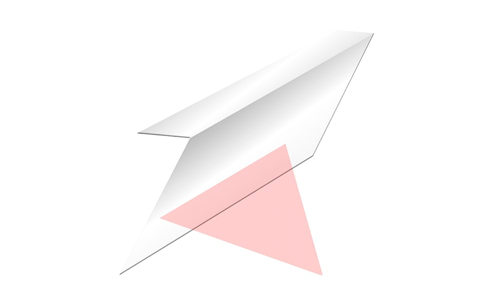 Single Angled Barcode Sign